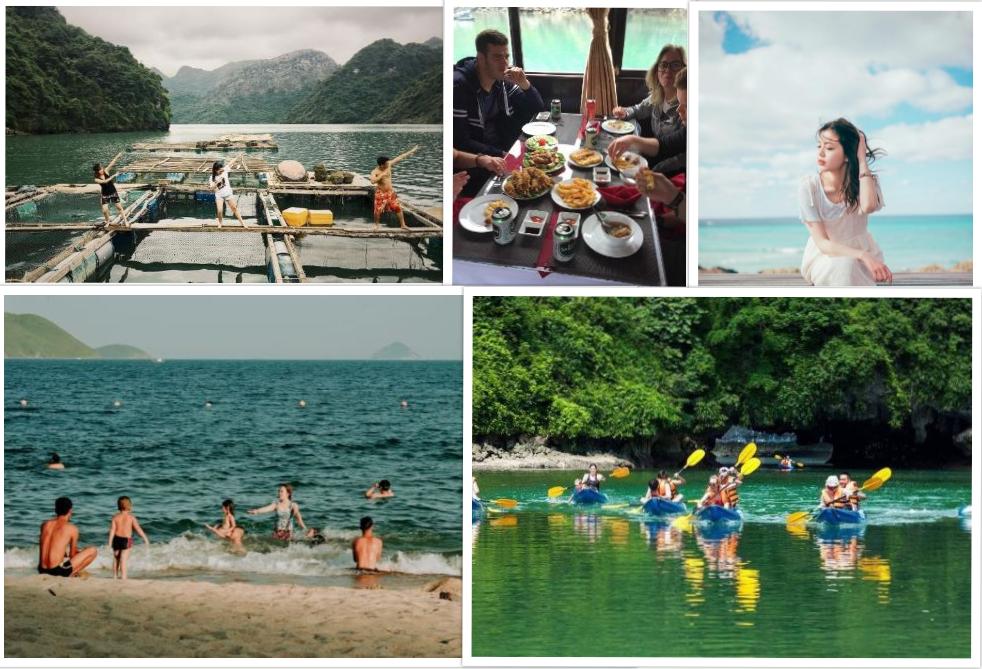 Unique Lan Ha - Ha Long Bay