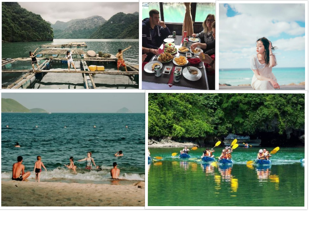 Activities in Cat Ba Island