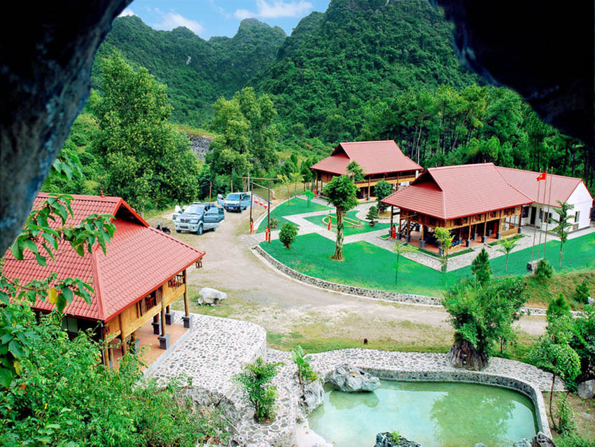 Cat Ba Eco Lodge Resort