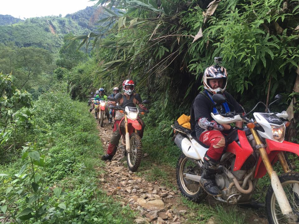 Motorbike to Ha Giang