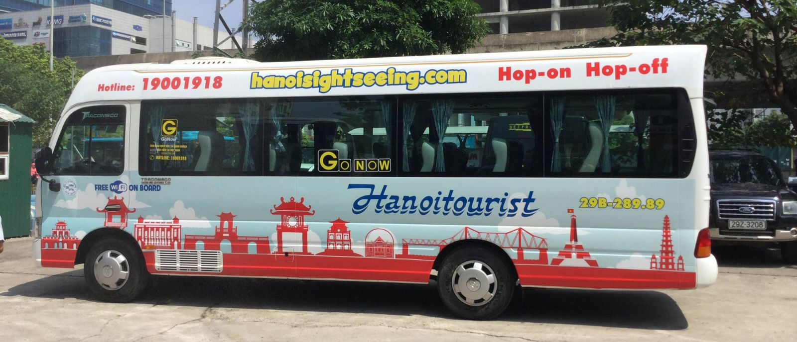 Hanoi Sightseeing Hop on Hop off