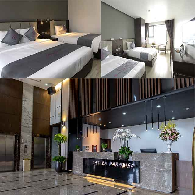 Paradise Cat Ba Hotel