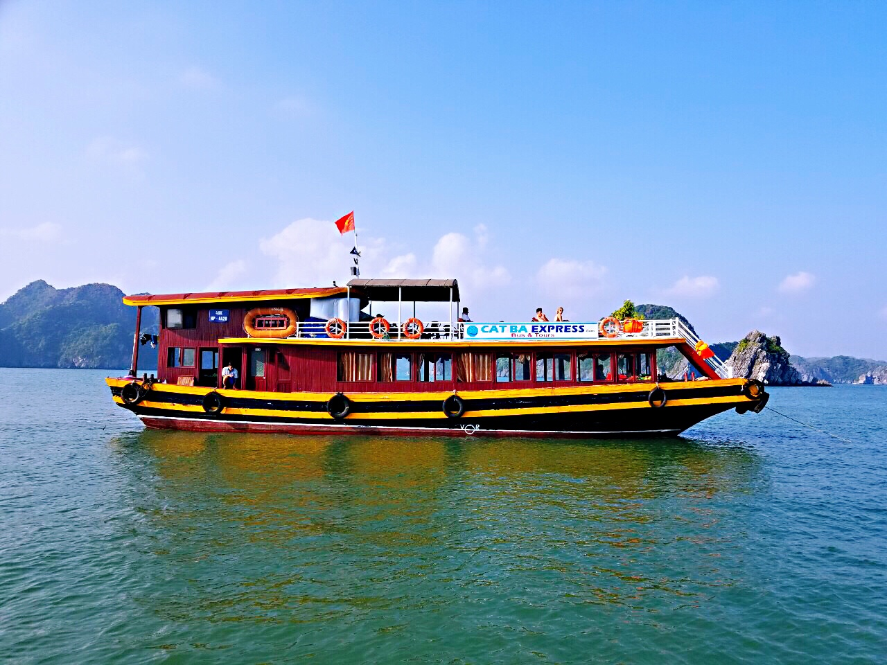 Lan Ha Bay tour