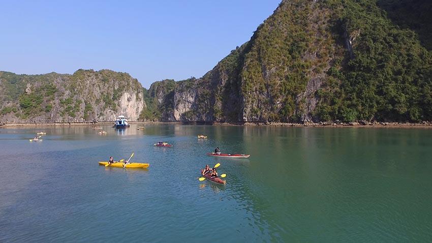 Tour du lịch Vịnh Lan Hạ