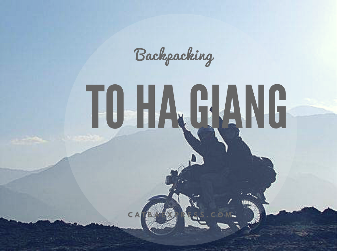 How to get to Ha Giang from Hanoi by motorbike