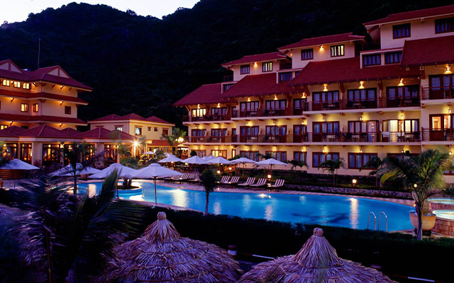 Cat Ba Sunrise Resort - 4 Star Resort in Cat Ba Island