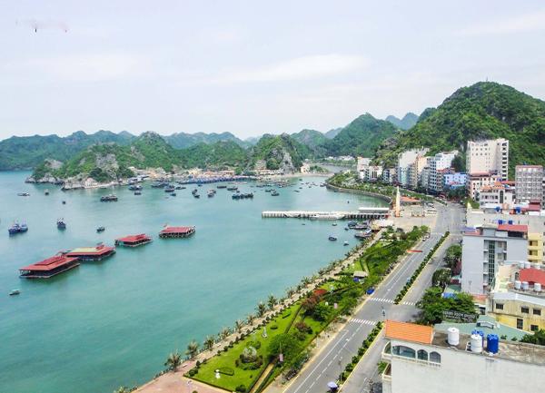 Các khách sạn ở Cát Bà Hải Phòng gần biển tốt nhất