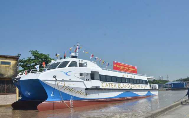 Ticket and Schedule of Ferry from Got to Cai Vieng