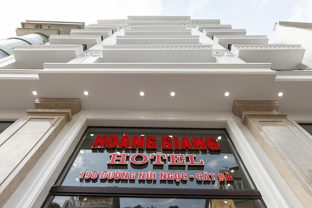 Khách sạn Hoàng Giang Cát Bà