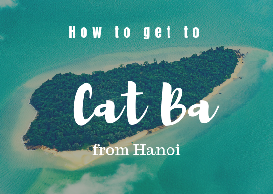 How to get to Cat Ba Island from Hanoi
