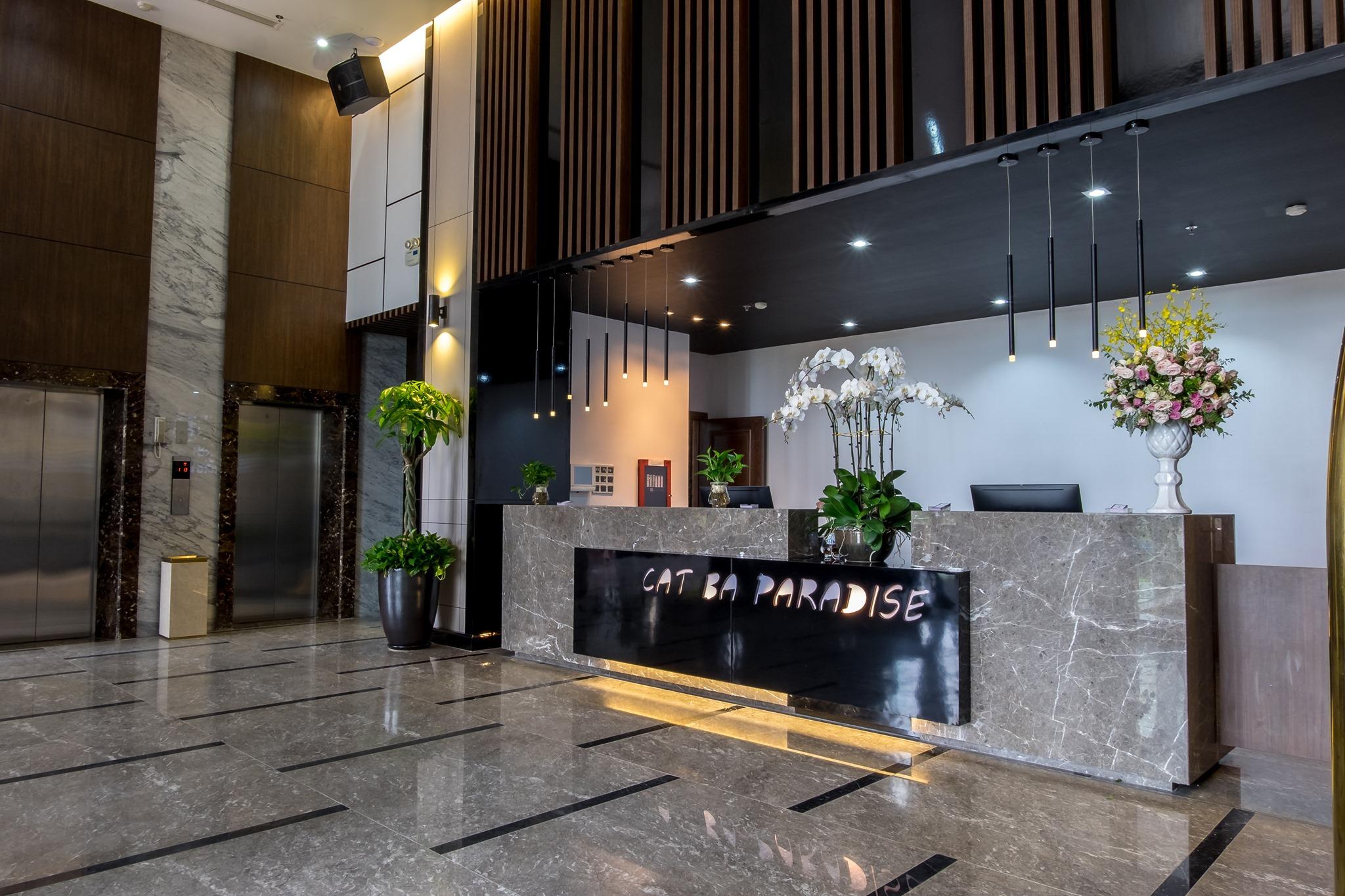 Paradise hotel Cat Ba