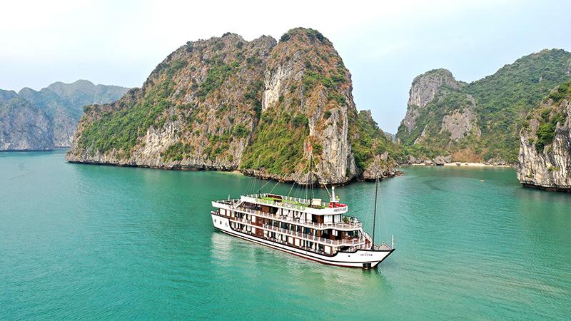 Vịnh Hạ Long - Quần đảo Cát Bà được Unesco chính thức công nhận Di Sản Thế Giới