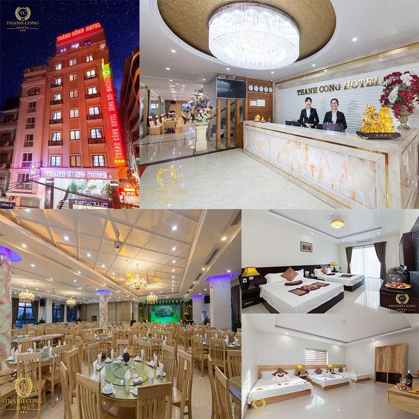 Khách sạn Thành Công Cát Bà