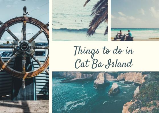 Things to do in Lan Ha Bay