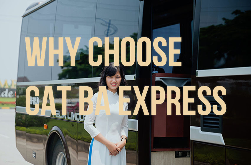 Why Cat Ba Express?
