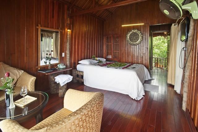 Catba 4 stars hotel: Bungalow Monkey Island (Double Room)