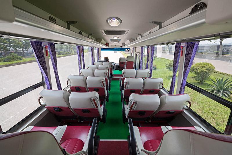 Bus Hanoi to Cat Ba (Round-trip) 1