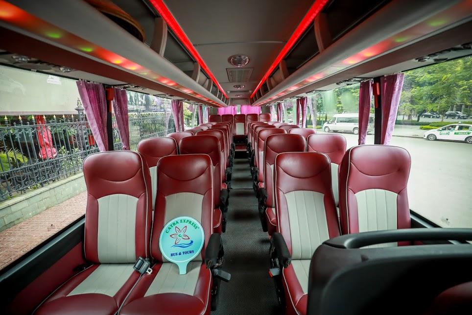 Bus Ninh Binh to Cat Ba island ( Cat Ba Express recommendation ) 1