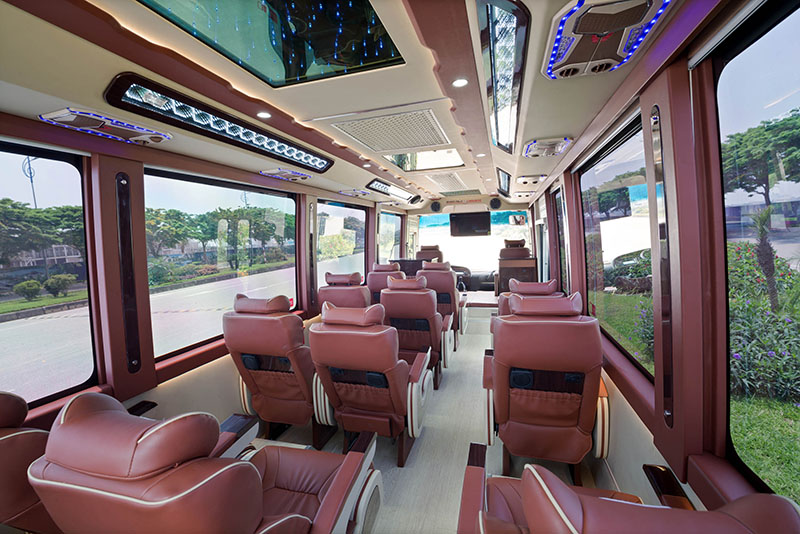 Schedules luxury of Cat Ba Express