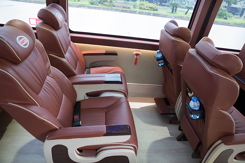Schedules luxury of Cat Ba Express 1