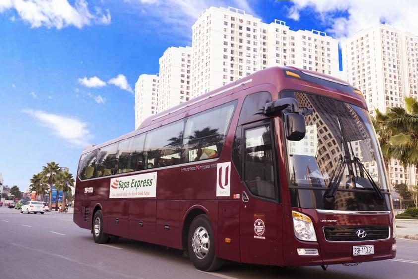 Kết quả hình ảnh cho Sapa Express – dòng xe giường nằm cao cấp và tốt nhất đi Sapa hiện nay