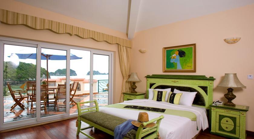 Catba 4 stars hotel: Catba Island & Spa (Double Room)