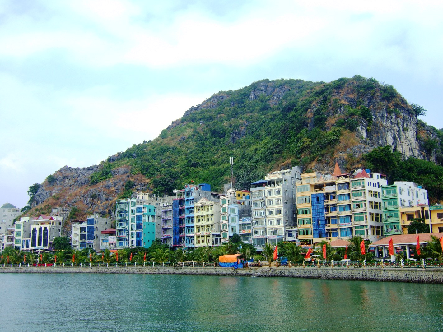 Cat Ba - A pearl island in Hai Phong city