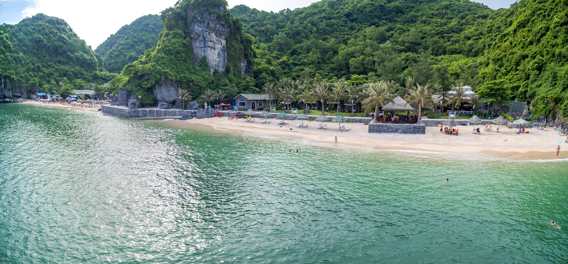 Discover Cat Ba Beaches