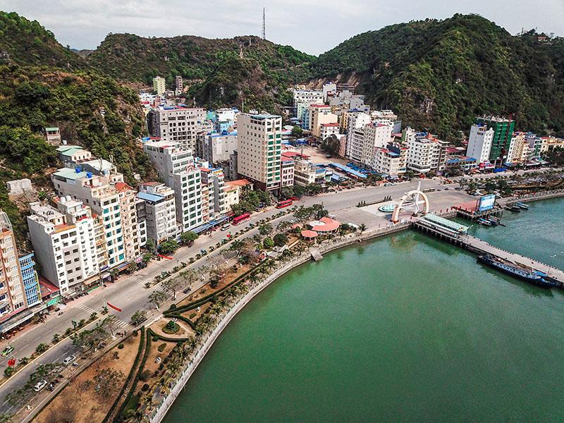 The top 15 hotels in Cat Ba Island