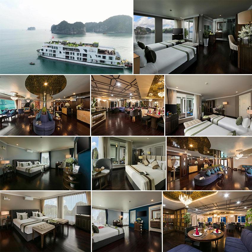 Du thuyền Era Cruises - Du thuyền Vịnh Lan Hạ