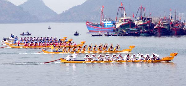 Lễ hội Làng cá Cát Bà 2018