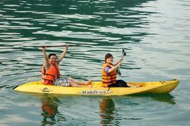 Cat Ba Kayaking Tour