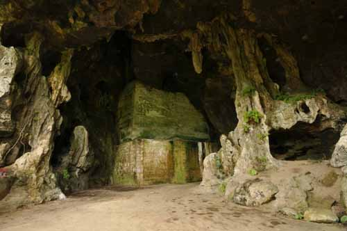 Hospital Cave in Cat Ba