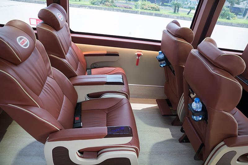 Cat Ba Express bus (Luxury bus)