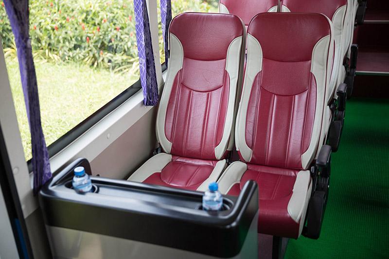 Cat Ba Express bus (Eco bus)