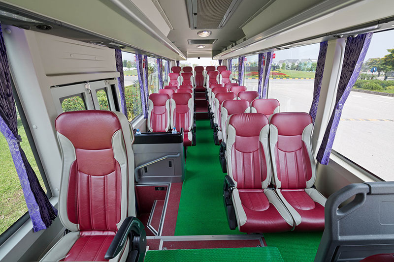 Cat Ba Express bus (Eco bus)