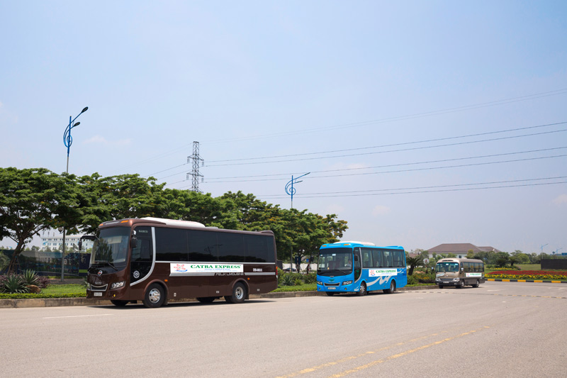 Bus Cat Ba Express (Eco Bus)