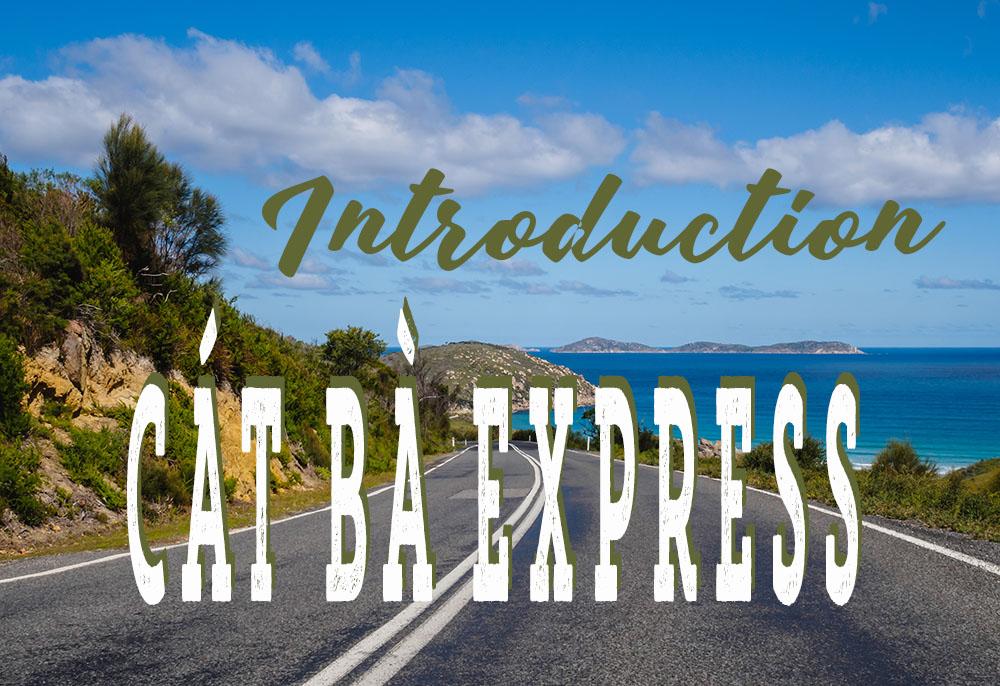 CAT BA EXPRESS BUS