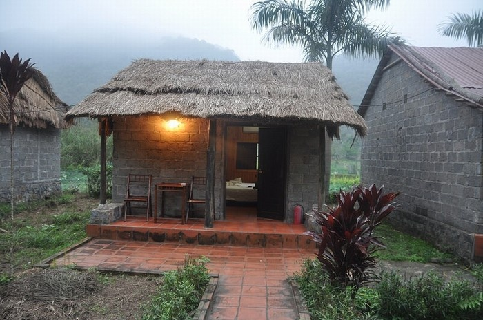 Homestay in Viet Hai - cat Ba