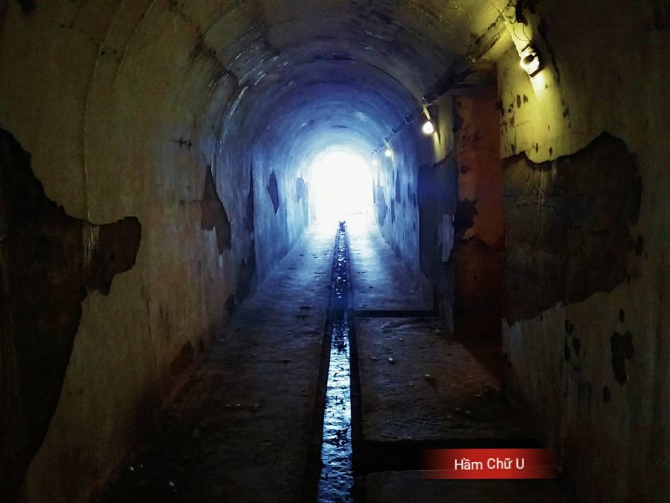 U-Tunel in Cannon Fort