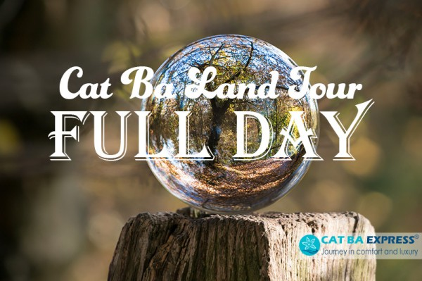 Cat Ba Land Tour - Full Day