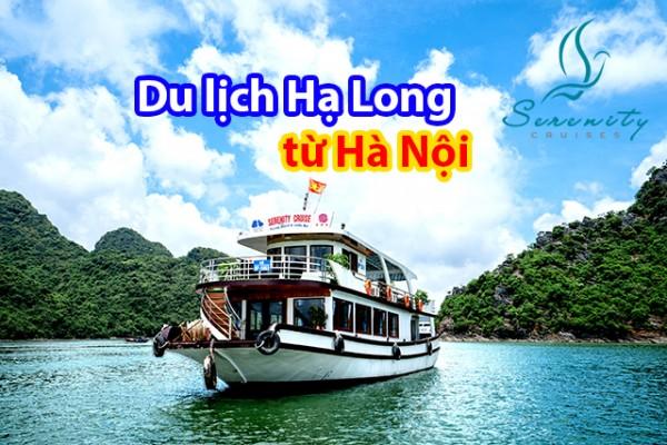 Du lịch Hạ Long - vịnh Lan Ha 1 ngày từ Hà Nội