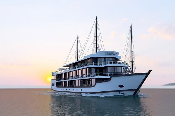 Serenity Cruises promotion