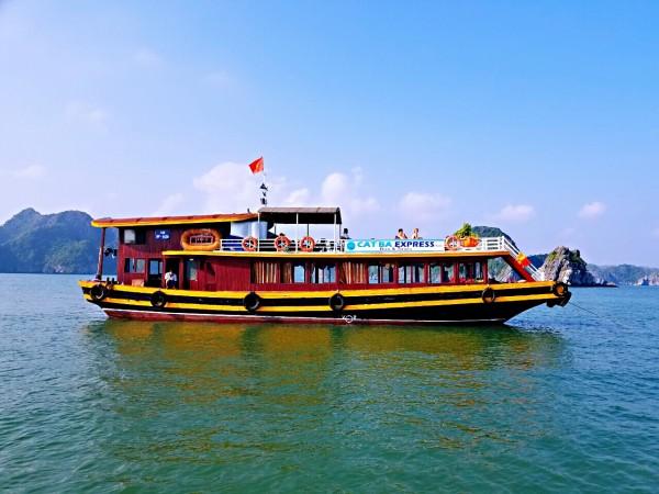 Lan Ha Bay 1 day tour