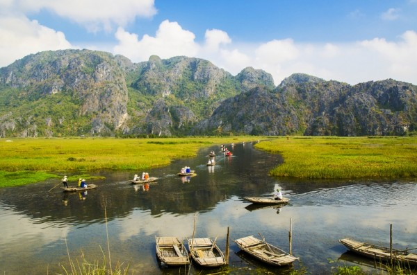 Hoa Lu Tam Coc One Day