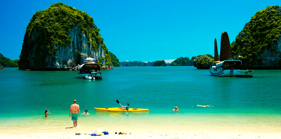 Cat Ba tour 3 days 2 nights (cruise + hotel) 5