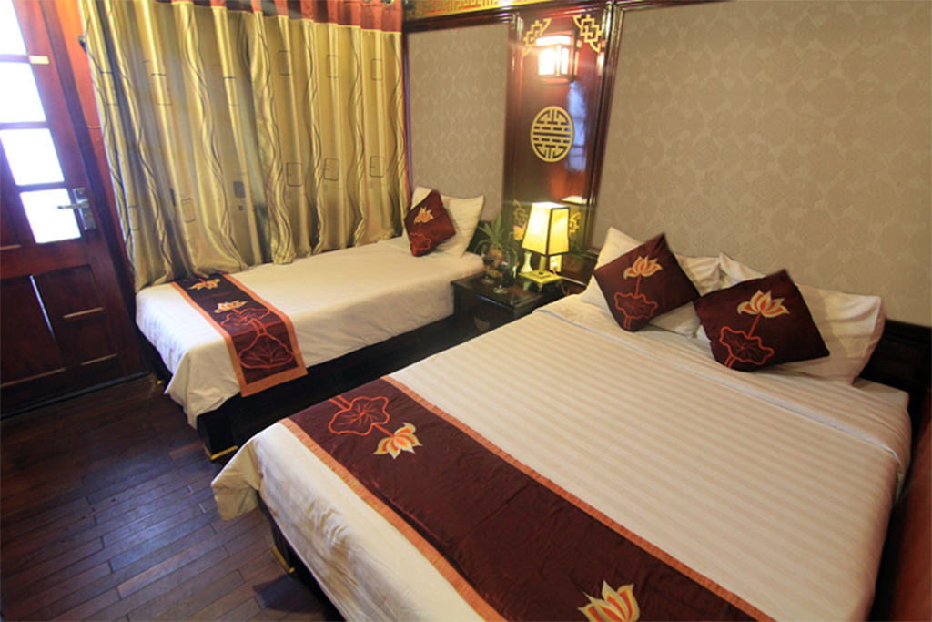 Halong Cat Ba 2days 1night overnight on Cruise 2