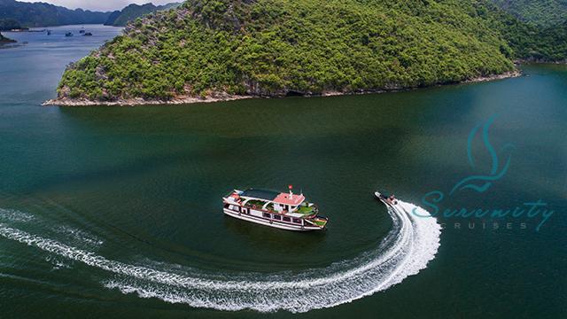Du lịch Hạ Long - vịnh Lan Ha 1 ngày từ Hà Nội 1