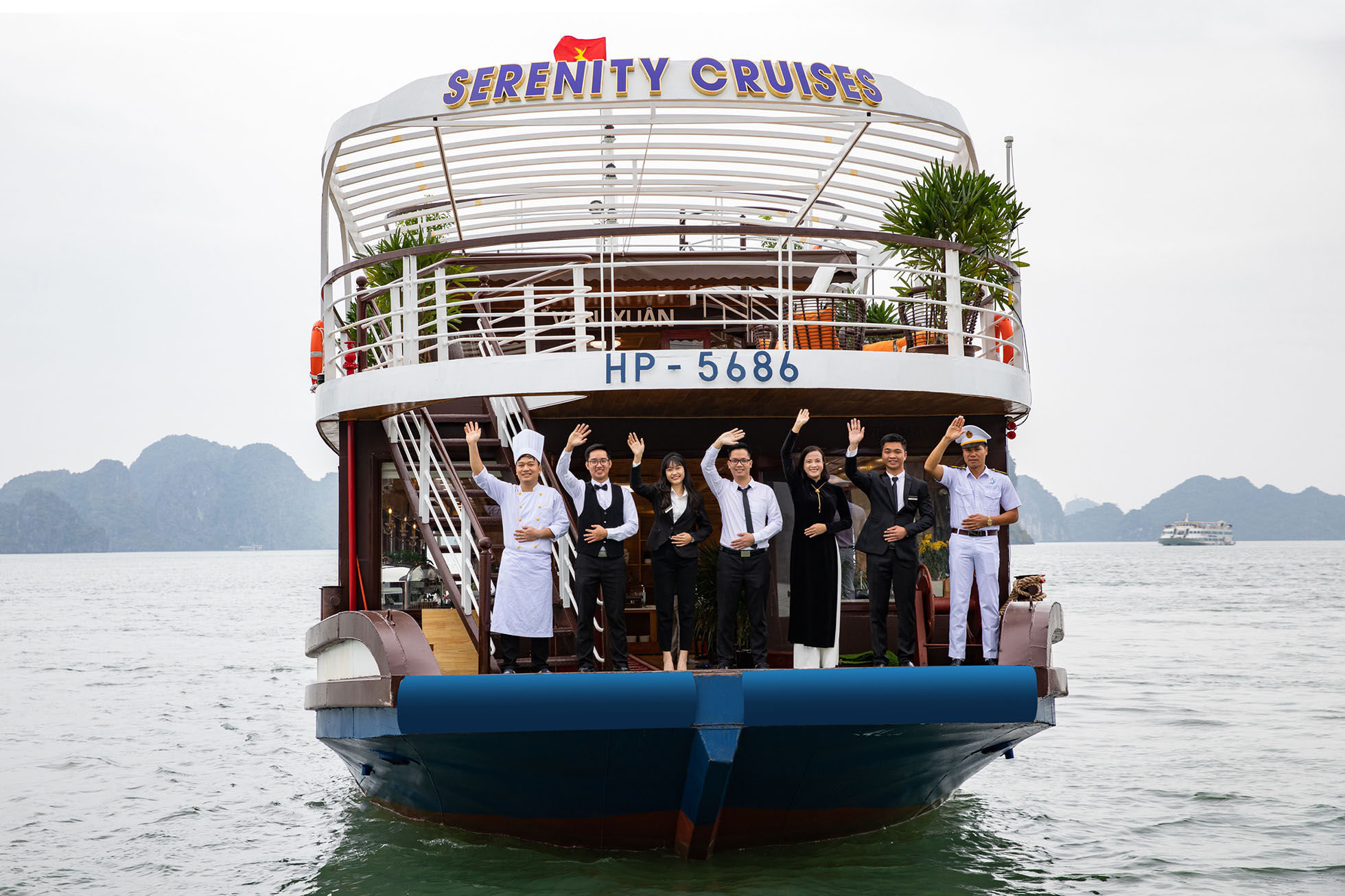 Halong Bay 1 day tour from Hanoi by Cruises 1
