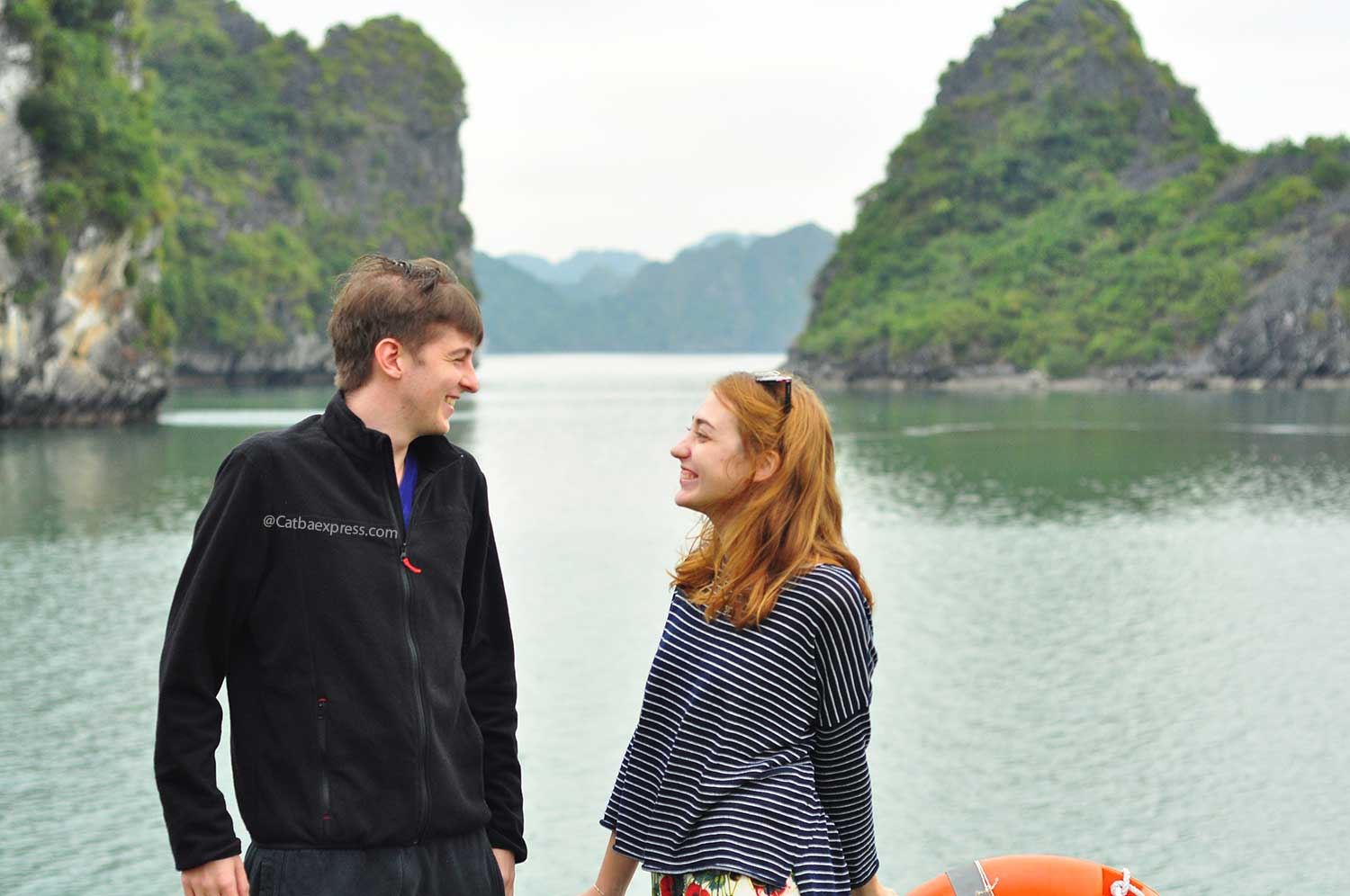 Unique Lan Ha - Halong bay full day tour 1